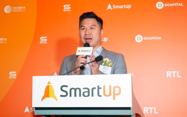 SmartUp_Co-founder_Ric_Wu