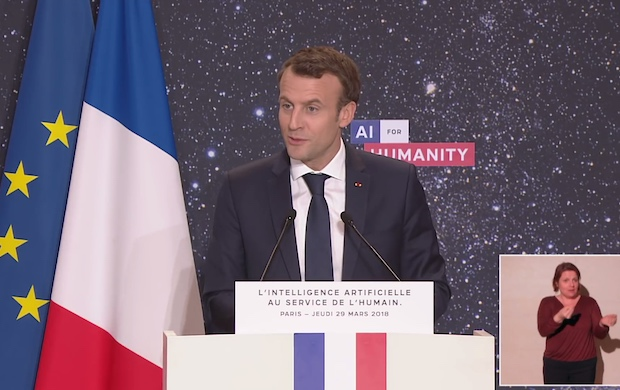macron-on-ai-at-college-de-france