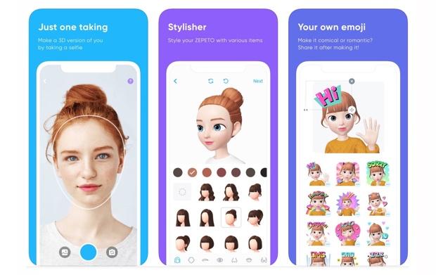 顔認識アバターアプリ「ZEPETO(ゼペット)」、中国で若者を席巻