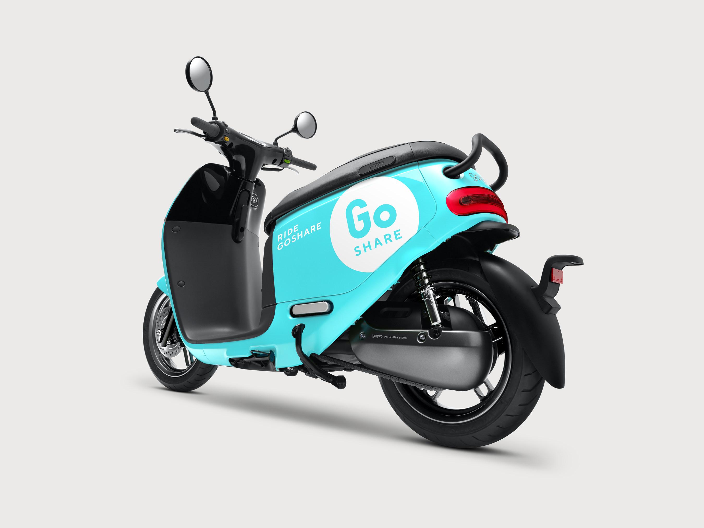 Gogoro GoShare-scooter