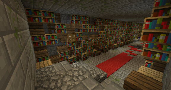 minecraft-library