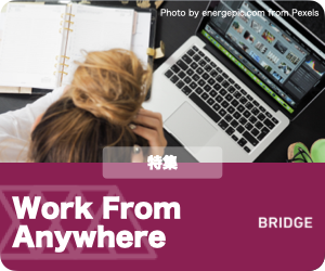 特集:Work From Anywhere