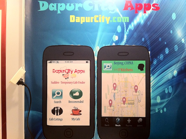 DapurCity Apps