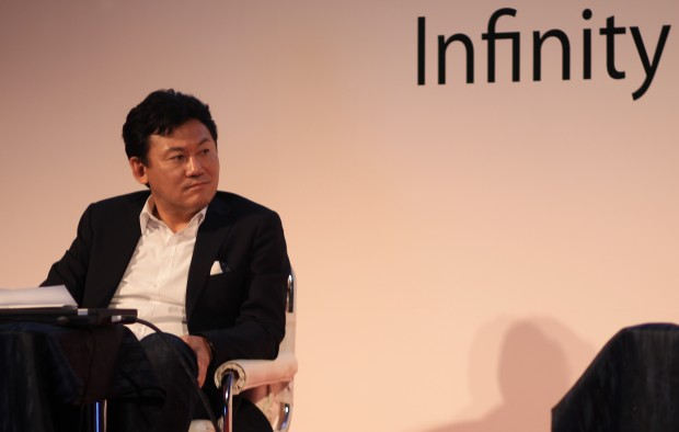 Rakuten's CEO Hiroshi Mikitani has noted that Japan could bring more engineers from abroad