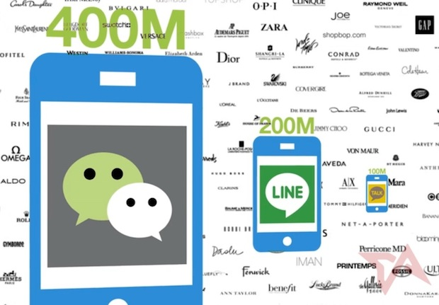 WeChat-Line-and-KakaoTalk-for-social-marketing-by-brands-2013-report