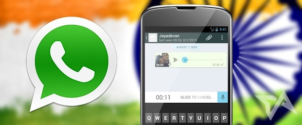 Whatsapp-in-India