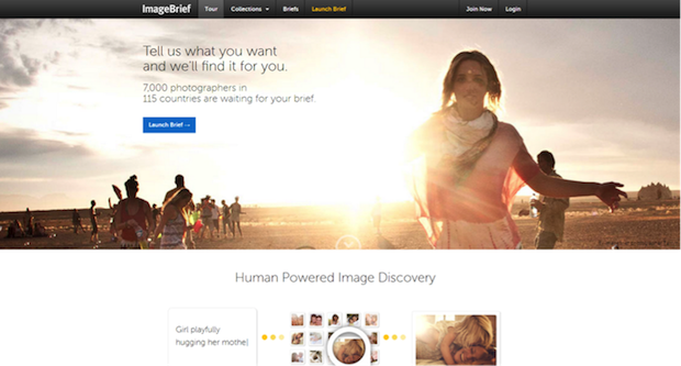 crowdsourcing ImageBrief