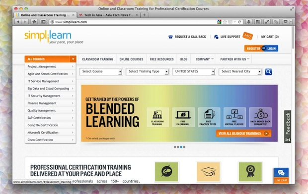 Simplilearn-gets-10-million-series-B-funding