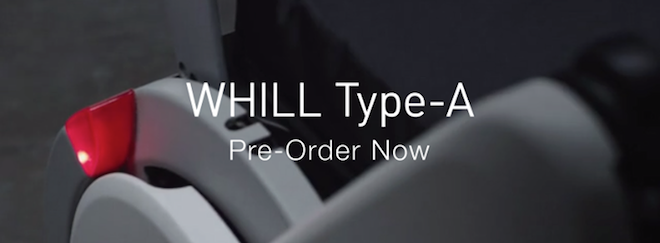 whill pre-order