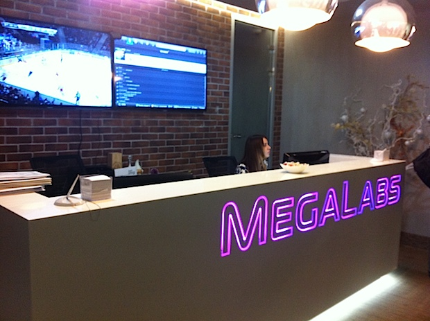 megalabs-reception