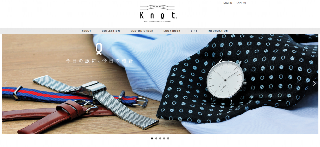 Knot-Time-Piece