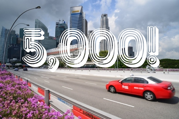 In-just-2-weeks-5000-Singapore-cab-rides-on-EasyTaxi-booked-using-WeChat