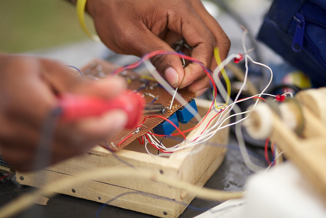 Image by Maker Faire Africa on Flickr