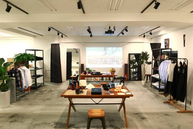 Factelier-Ginza-fitting-store