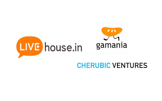 livehouse-in_gamania_cherubic-ventures_logos
