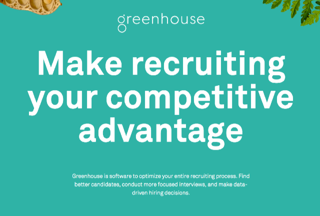 Greenhouse___Recruiting_Optimization_Software