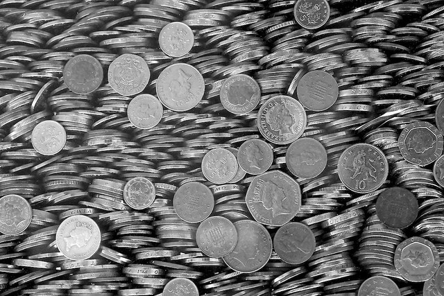 Money - Black and White Money by @Doug88888, on Flickr