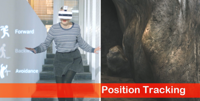 Position tracking