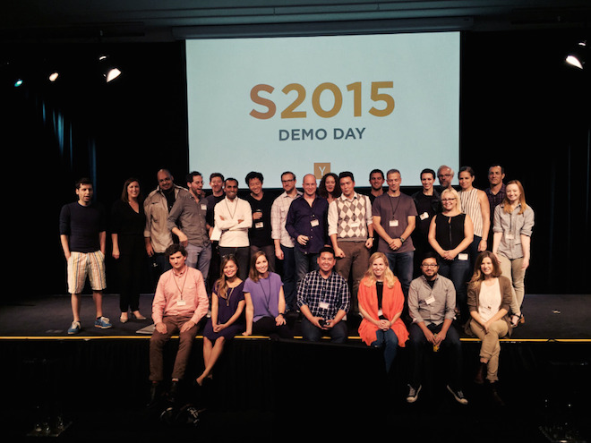 Above: The Y Combinator partners at the program's summer 2015 demo day Image Credit: Ken Yeung/VentureBeat