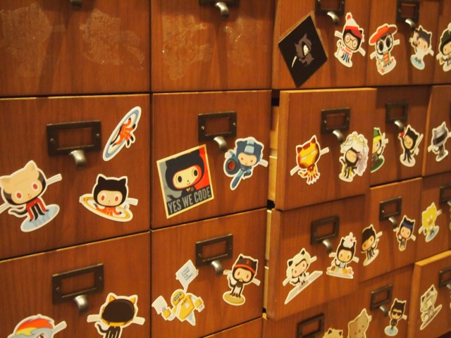 GitHub-Office-Octocat-stickers