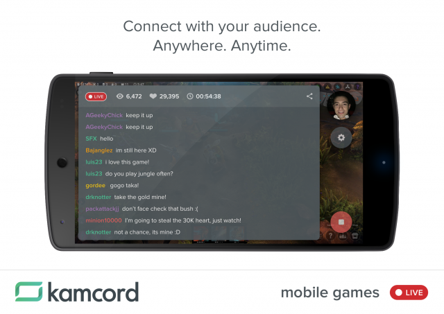 Kamcord_Android_Broadcasting