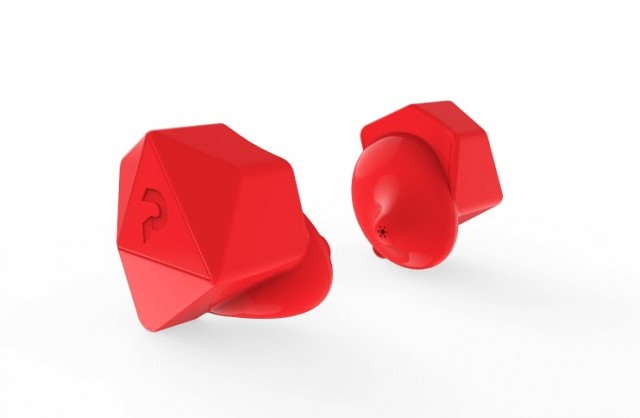 earbuds red