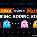 PAC-MAN Powered by Moff