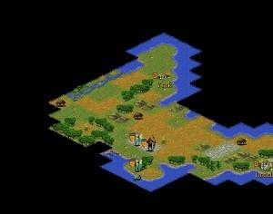 上: Civilization 2 Image Credit: MicroProse