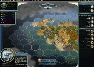 Above: Civilization V has sold more than 8 million copies. Image Credit: 2K