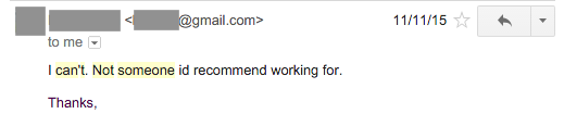 do-not-recommend-email