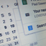 Above: Calendar: Unified Search