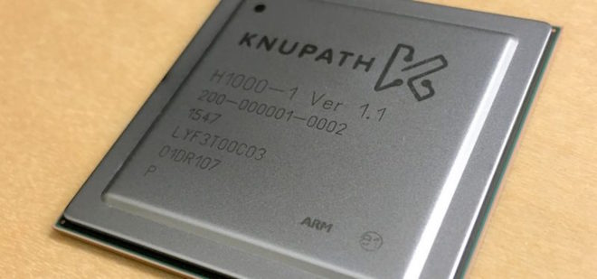 Above: KnuEdge's first chip has 256 cores. Image Credit: KnuEdge