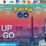 Pokemon Go website