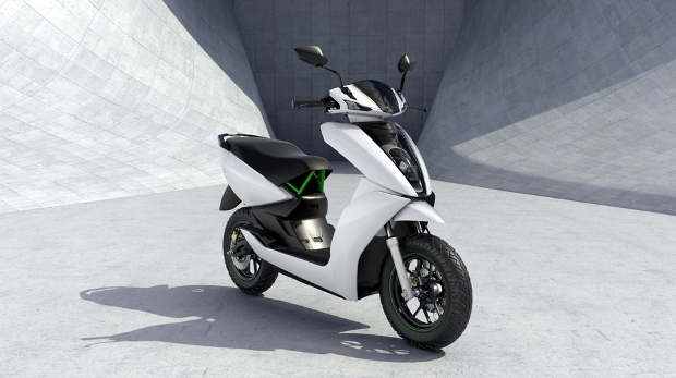 The Ather S340. Photo credit: Ather Energy.
