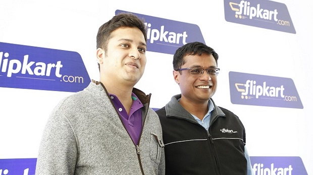 Flipkart-co-founders-Binny-Bansal-and-Sachin-Bansal