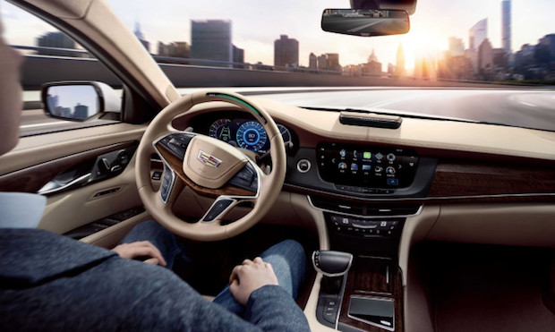 Cadillac-Super-Cruise-to-Make-China-Debut-at-CES-Asia-2018