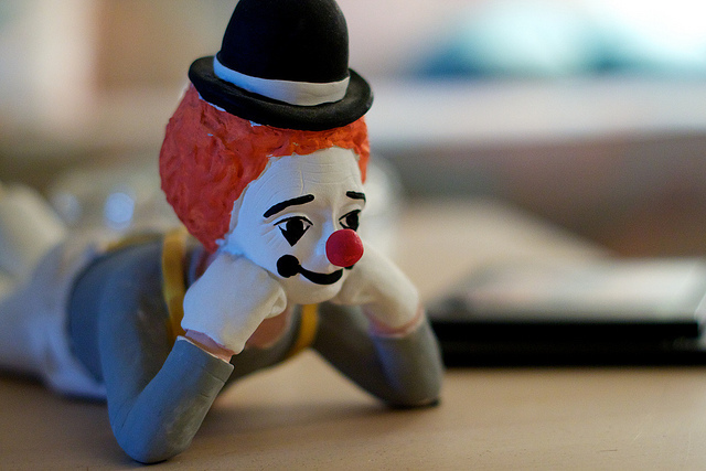 Clown Thinker